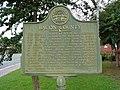 Bacon County historical marker.JPG