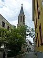 Bad Kreuznach – ehemalige Wilhelmskirche - Turm - panoramio.jpg