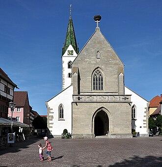 Bad Saulgau - Saint John the Baptist Church