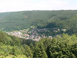 Northern Black Forest - Bad Wildbad