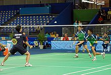 Description de l'image  Badmintonpan.jpg.