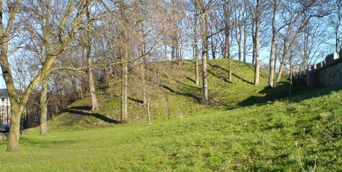 Baile Hill, York