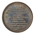 Baksida av medalj, slagen 1787 vid mottagandet av Quedlinburgs abdissa stift - Skoklosters slott - 99617.tif