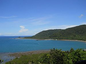 Central Luzon - Image: Baler Bay