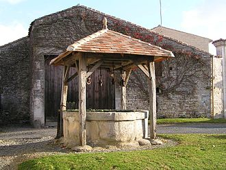 Ballans - An old Well in Ballans