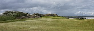 Golf in Ireland - The 7th hole at Ballybunion Golf Club