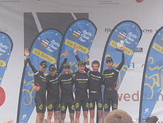 Baltic Chain Tour 2012 - Best Team - Endura Racing 3.JPG