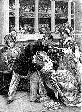 Oreste Cortazzo - Illustration from  Le Député d'Arcis