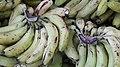 Bananas at Malleswaram vegetable market, Bangalore.jpg