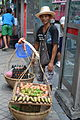 Bangkok Thailand Street Food Seller.JPG