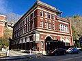 Bank of French Broad Building, Marshall, NC (46636426172).jpg