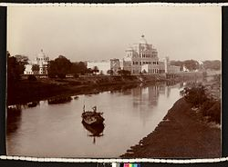 Bara Chattar Manzil from the Gomti River, Lucknow in 1895.jpg