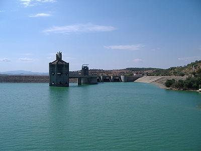 Picture of Barrage Sidi Salem