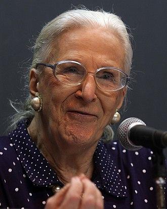Bárbara Heliodora - Image: Barbara Heliodora em abril de 2010