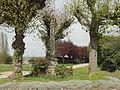 Barbery (60), calvaire près du cimetière 1.JPG