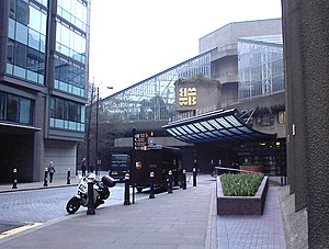 Barbican Centre - Barbican Centre, London, United Kingdom