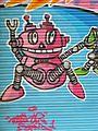 Barcelona - Graffiti en 22@Barcelona 10.jpg