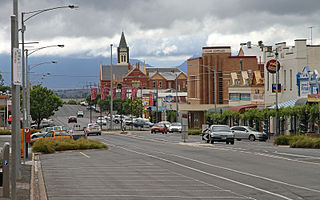 Ararat, Victoria City in Victoria, Australia