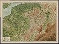 Bartholomew's map of North-Eastern France, Belgium and the Rhine (5008556).jpg