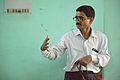 Barun Kumar Banik Speaks - Wikimedia Meetup - AMPS - Kolkata 2017-04-23 6830.JPG