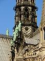 Base de la flèche Notre-Dame de Paris 170208.jpg