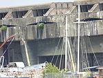 Base sous-marine de Bordeaux, July 2014 (02).JPG
