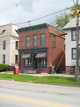 Battery Street Historic District - Image: Battery Street