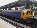 Battery loco 46 at West Ham.JPG