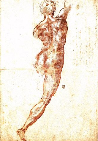 Battle of Cascina (Michelangelo) - Image: Battle of cascina 3