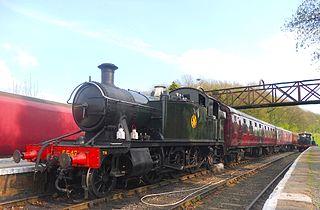 Battlefield Line Railway Heritage railway line in Leicestershire, England