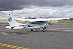 Bayswater Road (VH-SVY) Cessna TU206A Turbo Super Skywagon at Wagga Wagga Airport.jpg