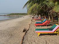 Beach Resort and Seaside Resort setting in Central region, Ghana.jpg