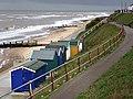 Beach huts, Southwold - geograph.org.uk - 1745199.jpg