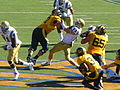 Bears on offense at UCLA at Cal 2010-10-09 27.JPG