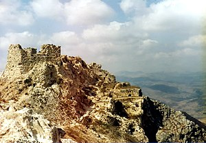 Beaufort Castle, Lebanon - Beaufort Castle, 1982