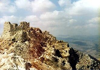 Beaufort Castle, Lebanon - Beaufort Castle, 1982