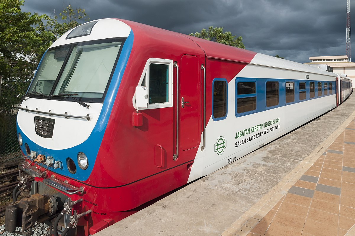 Sabah State Railway  Wikipedia