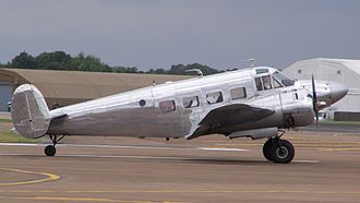 His Majesty's Armed Forces (Tonga) - A Beechcraft G18S similar to the one operated by the TDS Air Wing
