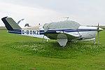 Beech V.35B Bonanza 'G-BONZ' (34105870886).jpg