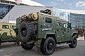 Belarusian Vitim 4x4 multi-purpose amphibious armoured vehicle with automatic remote controlled weapon station - 1.jpg
