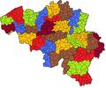 Belgische Gerechtelijke Arrondissementen.png