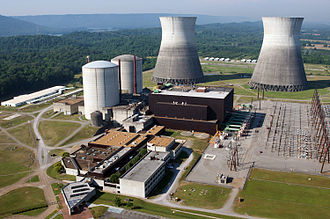 Bellefonte Nuclear Plant - Image: Bellefonte Nuclear Power Plant