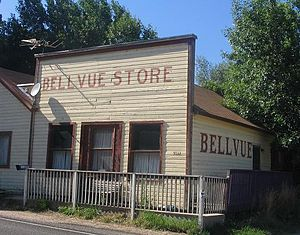 Bellvue, Colorado - Image: Bellvue Store