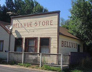 Bellvue, Colorado Unincorporated community in State of Colorado, United States