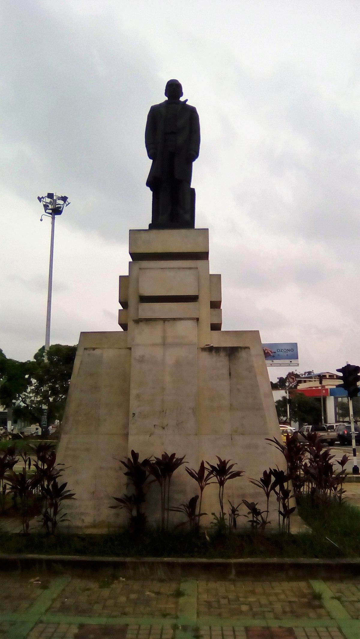Monumento a Benito Juárez - Wikipedia, la enciclopedia libre