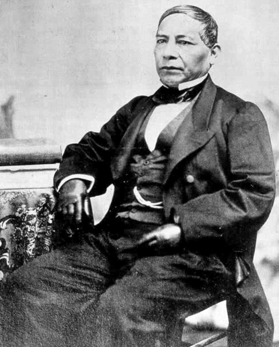 Benito Juarez 1