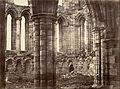 Benjamin Brecknell Turner - Whitby Abbey, Yorkshire, North Transept - Google Art Project.jpg