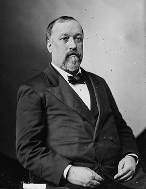 Solicitor General of the United States - Image: Benjamin Helm Bristow, Brady Handy bw photo portrait, ca 1870 1880