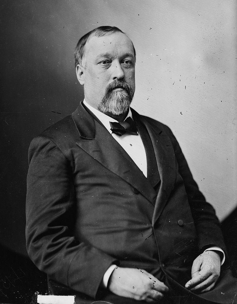 Benjamin Helm Bristow, Brady-Handy bw photo portrait, ca 1870-1880.jpg