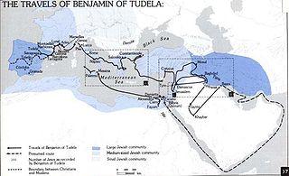 Benjamin of Tudela Jewish explorer and writer